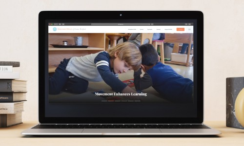 Montessori School of Greater Hartford Launches New Website